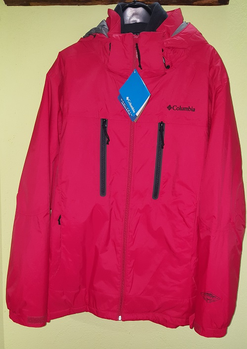 ΜΠΟΥΦΑΝ COLUMBIA MOUNTAIN EXPLORER PARKA