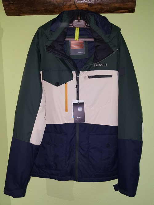 ΜΠΟΥΦΑΝ BRUNOTTI MUIEL MEN JACKET