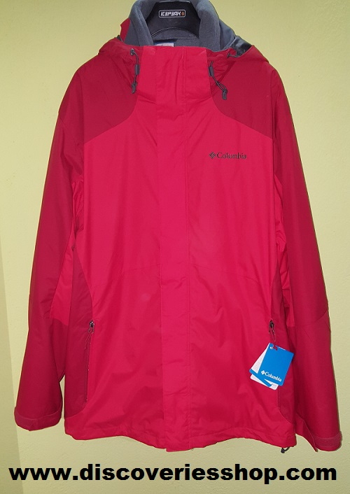 ΜΠΟΥΦΑΝ COLUMBIA EAGER AIR INTERCHANGE JACKET WM1048-675
