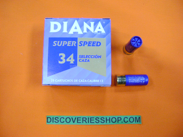 ΦΥΣΙΓΓΙΑ DIANA SUPER SREED 34