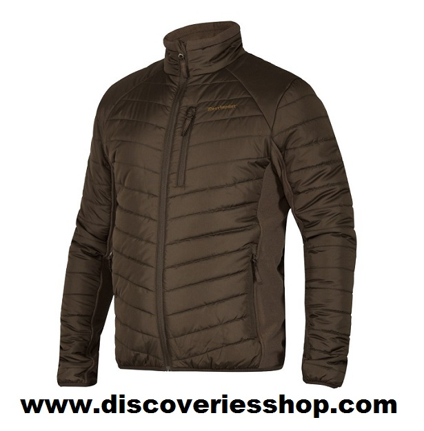 ΜΠΟΥΦΑΝ DEERHUNTER MOOR PADDED JACKET W. SOFTSHELL