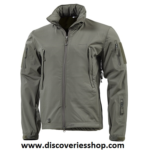 ΖΑΚΕΤΑ PENTAGON ARTAXES SOFTSHELL JACKET GRINDLE GREEN - 06G