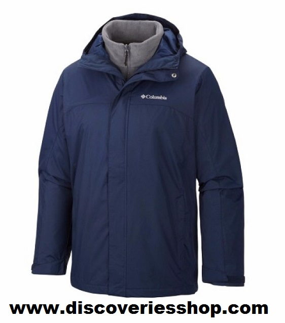ΜΠΟΥΦΑΝ COLUMBIA NORDIC COLD FRONT INTERCHANGE JACKET
