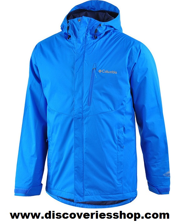 ΜΠΟΥΦΑΝ COLUMBIA EMERSON MOUNTAIN JACKET