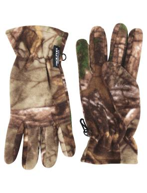 ΓΑΝΤΙΑ TREECAM FLEECE GLOVES  JAPY-011