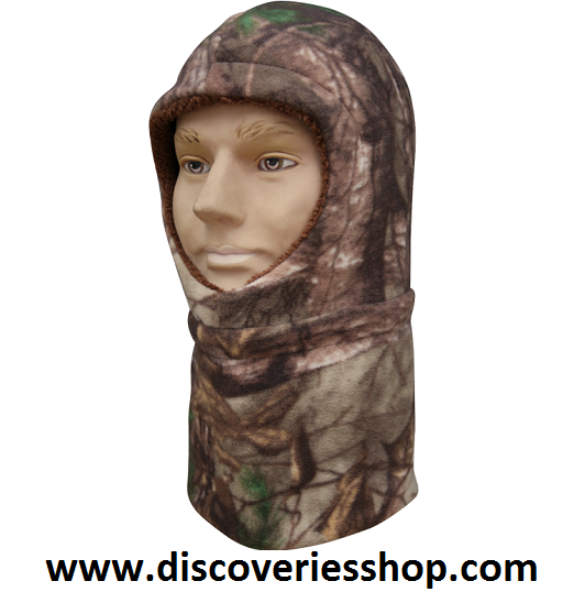 ΜΠΑΛΑΚΛΑΒΑ TREECAM FLEECE BALACLAVA