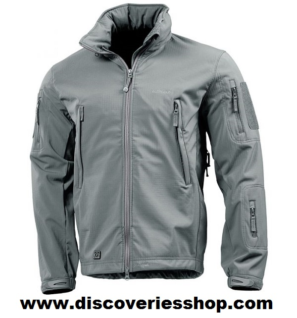 ΖΑΚΕΤΑ PENTAGON ARTAXES SOFTSHELL JACKET WOLF GREY