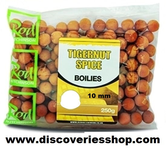 ΜΠΙΛΙΕΣ ROD HUTCHINSON TIGERNUT SPICE 250 gr.