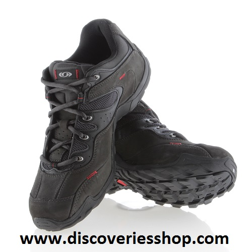 ΠΑΠΟΥΤΣΙΑ SALOMON ELIOS 2M 391872 ASPHALT/BLACK/BRIQUE-X