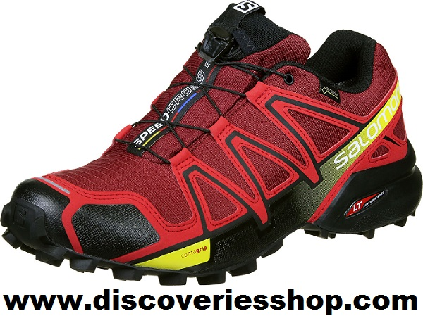ΠΑΠΟΥΤΣΙΑ SALOMON SPEEDCROSS 4 GTX 383150